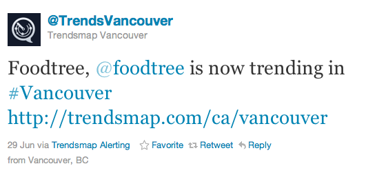 vancouver twitter trend, local food, vancouver local food, farmers market app